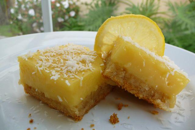 Sugar Free Lemon Cake Using Honey